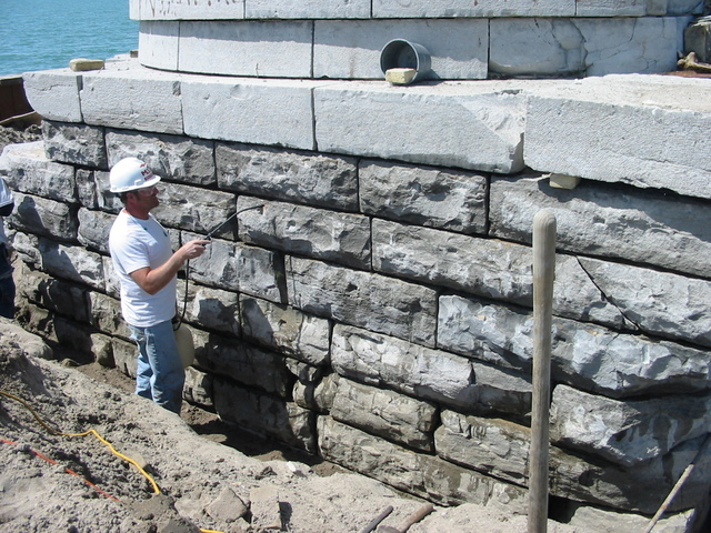 Masonry and Foundation Restoration
