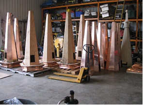Copper Fabrication and Installation